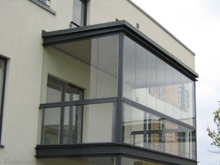 Финское остекление балконов и лоджий