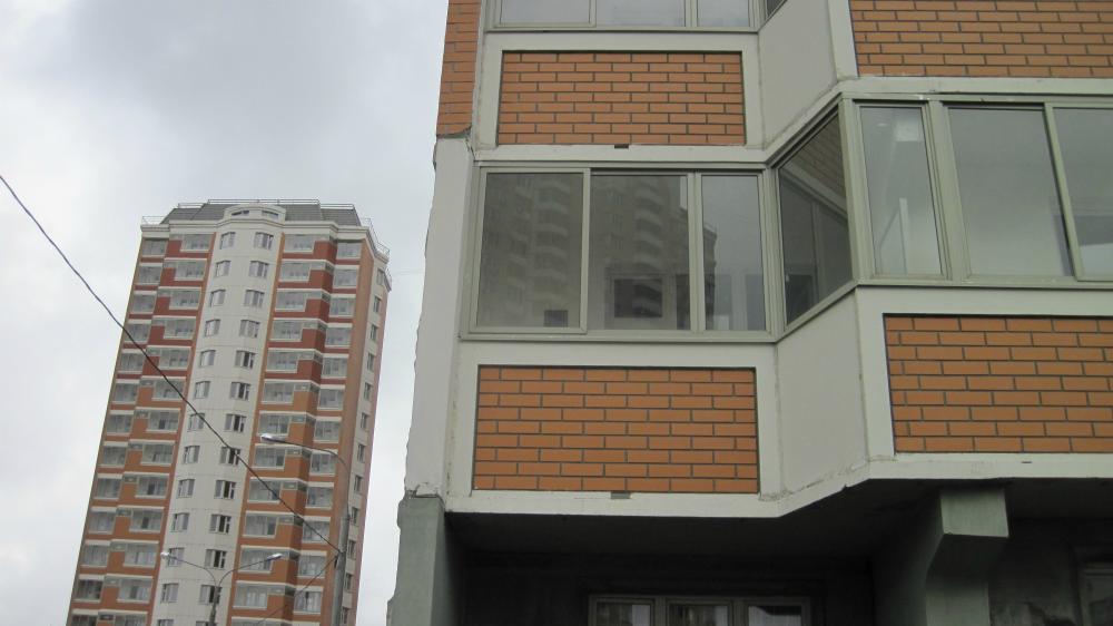 Остекление балконов и лоджий в домах серии П44 и П44Т