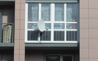 Солнечная батарея для квартиры на балконе
