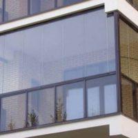 Безрамное финское остекление балконов и лоджий