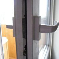 как отрегулировать балконную дверь из стеклопакета
