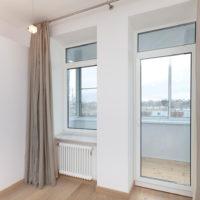 Как объединить балкон и комнату