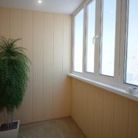 Холодное и теплое остекление балкона